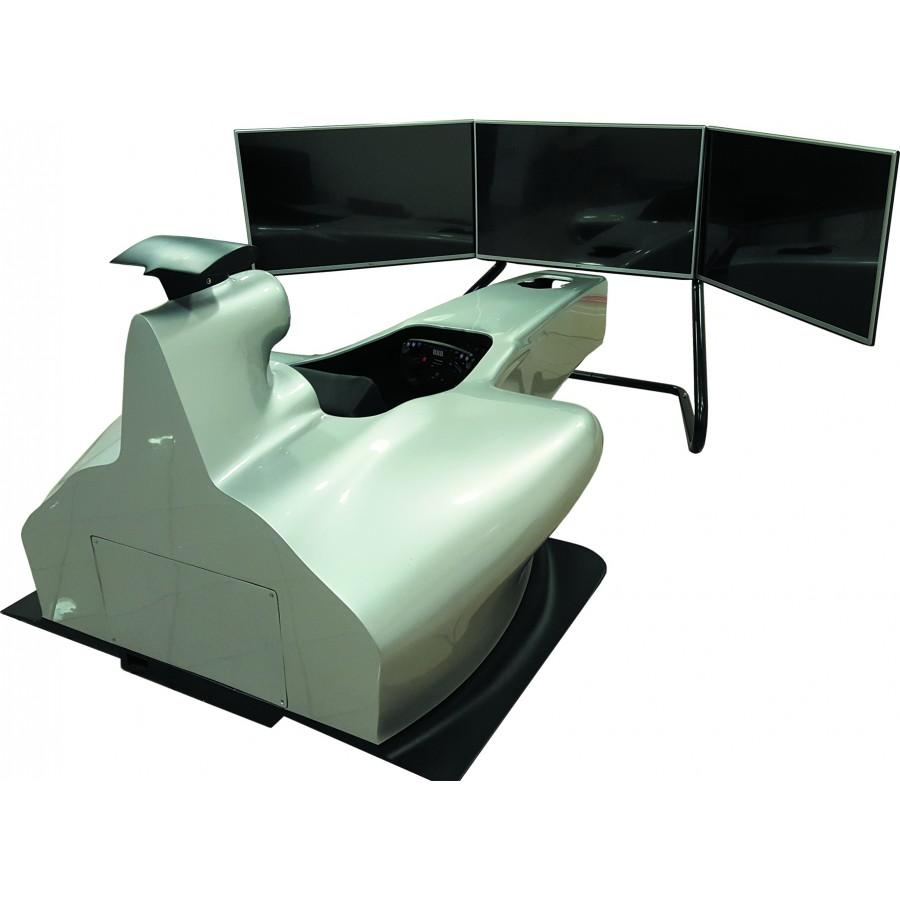 Formula Pro Static Racing Simulator