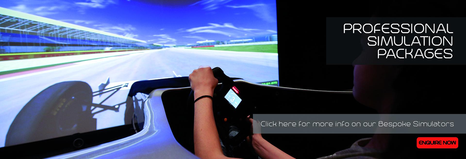 Racing Simulators For Sale - Pro Racing Simulators Ltd